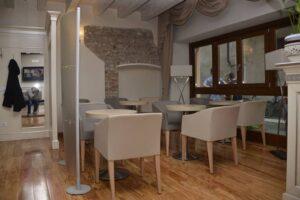 Contract Hotel Castello Verona. Arredamento realizzato su misura da Chiavgato Contract
