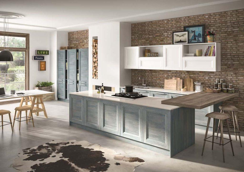 Arredamento cucina realizzazione mobili su misura